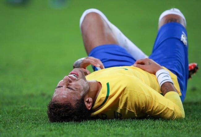 PSG : Le Brésil pense à la santé de Neymar, pas au PSG
