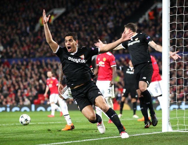 Ben Yedder crucifie Manchester United, la Roma passe