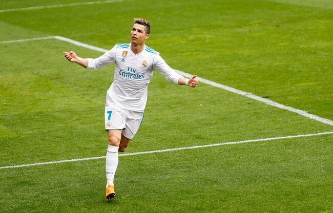 Esp : Il est trop fort, Cristiano Ronaldo va faire craquer le Real Madrid
