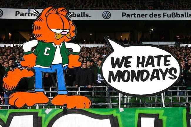 OM: Garcia rêve des matchs du lundi, l'Allemagne lui répond