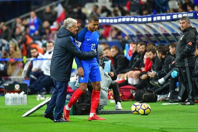 EdF: Neymar déteint sur Mbappé? Ça emballe Deschamps