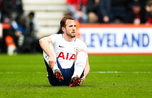 PL : Harry Kane touché plus gravement que prévu ?