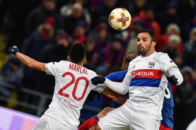 Lyon éliminé par le CSKA Moscou en 8e — Europa League