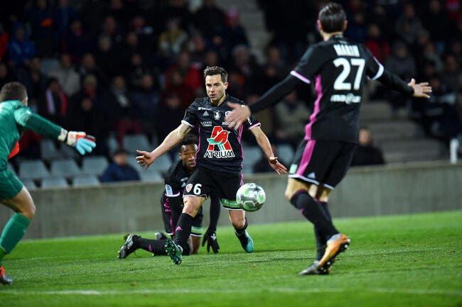L2 : Ajaccio roi de Corse, Lorient revient fort