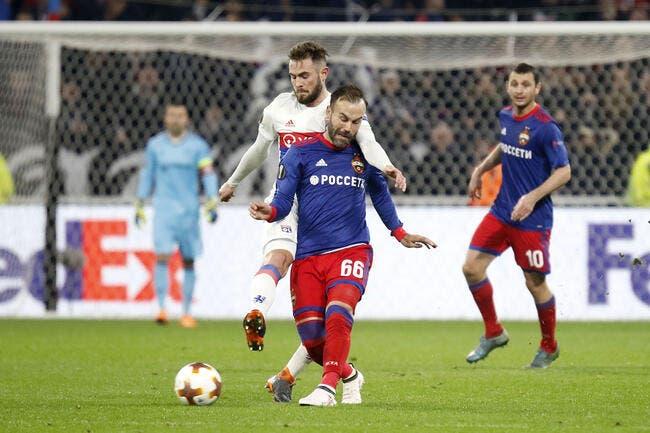 Marçal sera sanctionné par l'Olympique Lyonnais