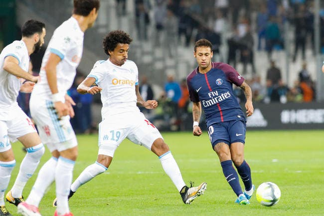 OM : Luiz Gustavo rêve que Neymar reste au PSG