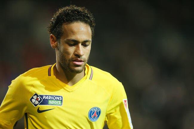 PSG : Neymar voudrait une augmentation