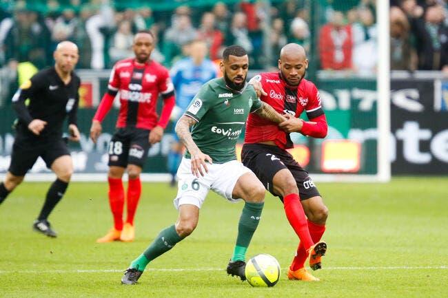 ASSE - Guingamp : 2-0