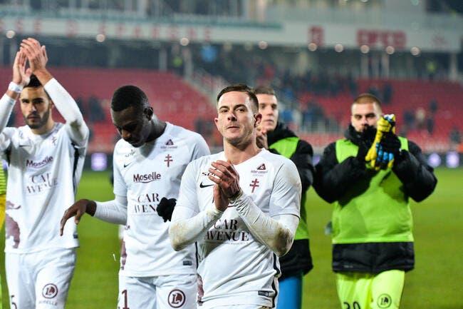 Metz : Il n'y a que Thauvin qui est plus fort que Roux en L1 !