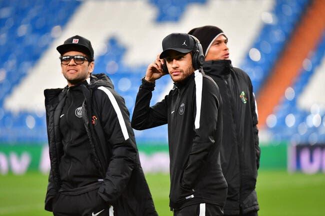 Neymar reste au PSG, les Brésiliens lâchent le scoop — PSG