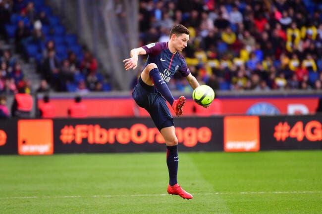 Klopp aimerait faire venir Draxler à Liverpool — PSG