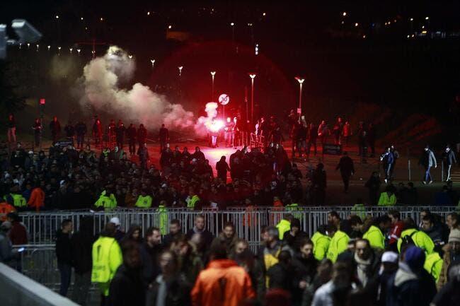 Ligue Europa: l'UEFA ouvre une procédure disciplinaire contre l'OL et l'OM