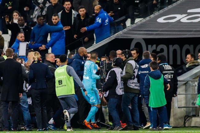 Florian Thauvin menace les Lyonnais — CHOC
