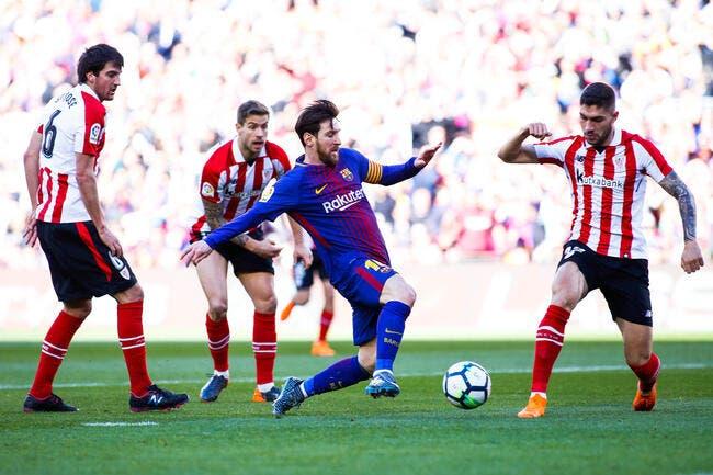 Esp : Messi débarque au Real Madrid, enfin presque...