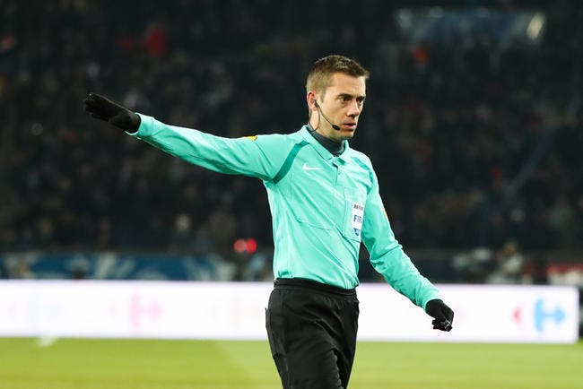 Coupe de la Ligue, la finale PSG-Monaco arbitrée par Clément Turpin