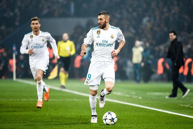 Mercato : Benzema out ? Cristiano Ronaldo met la pression au Real