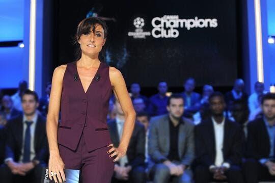 Media : Nathalie Iannetta revient sur TF1 pour le Mondial