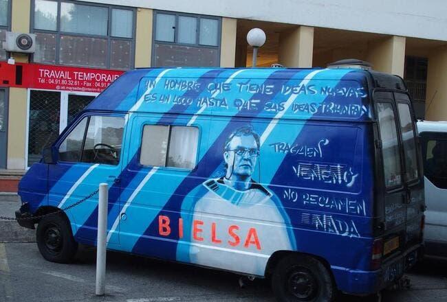 OM: Marcelo Bielsa, il n'en reste plus qu'une épave à Marseille