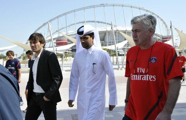 PSG : Carlo Ancelotti de retour ? La blague est finie