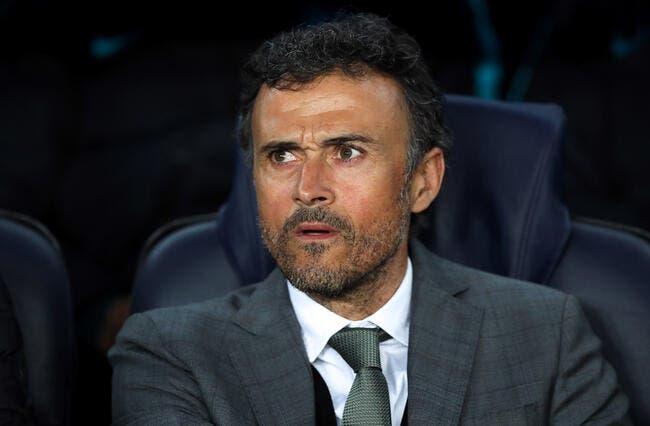 PSG : Luis Enrique ne sera pas l'entraîneur du PSG !