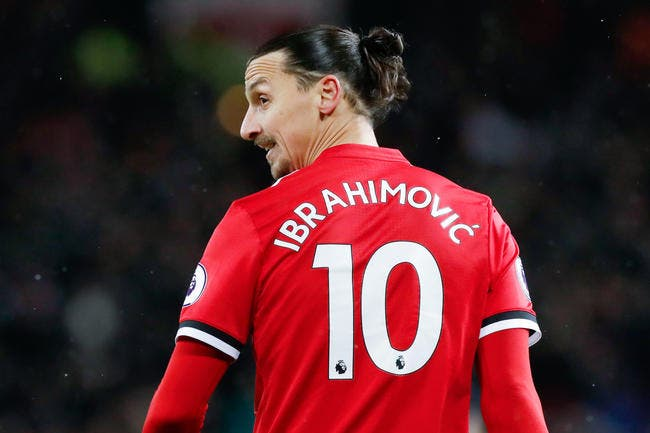 Officiel : Zlatan Ibrahimovic quitte Manchester United
