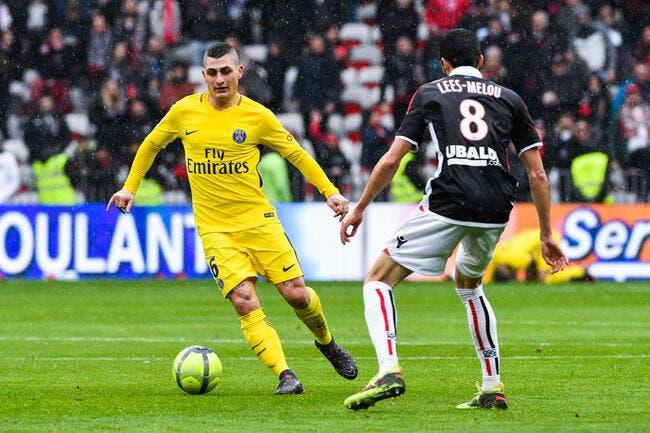 PSG: Verratti veut rester, Mino Raiola ressort cette vieille menace