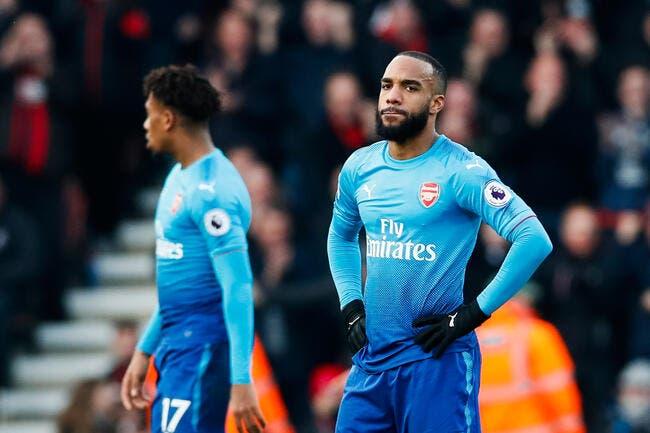 Ang: Lacazette est un bide, il doit être vendu affirme une légende d'Arsenal