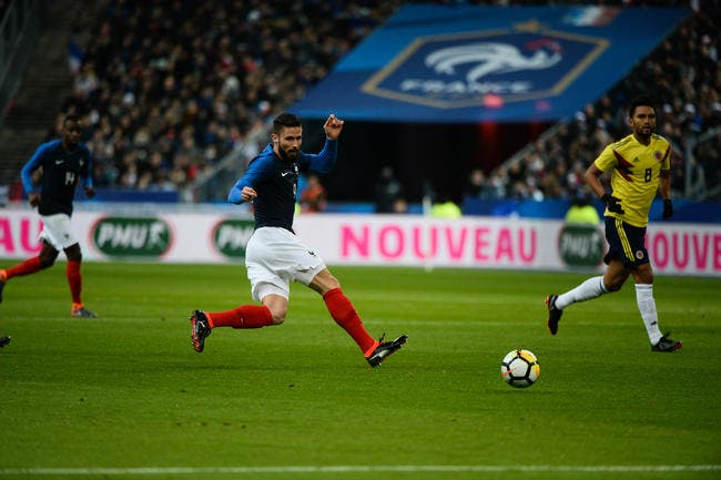 EdF : France – Colombie 2-3