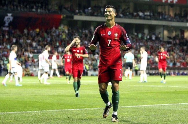 Cristiano Ronaldo écrit sa légende, une preuve de plus