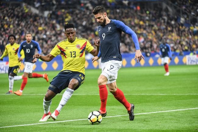 EdF : Pierre Ménès colle le tacle qui tue à Olivier Giroud !
