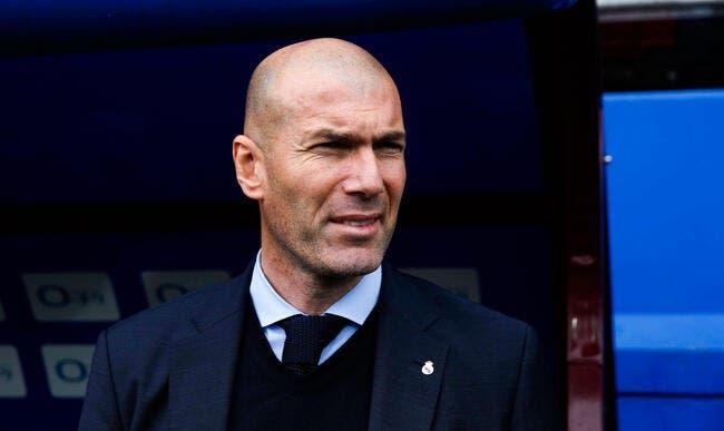 Esp: Le Real Madrid a un gros doute sur l'avenir de Zidane