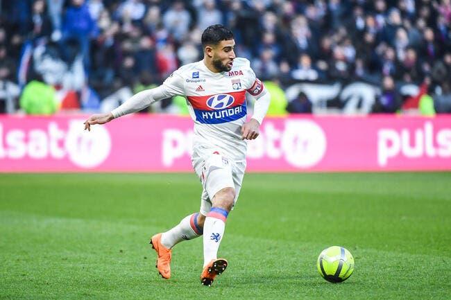 L1 - Lyon : Encore trois semaines d'absence pour Nabil Fekir ?