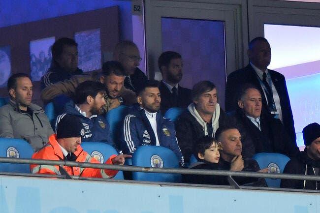 Agüero déjà fixé sur son avenir — Man City