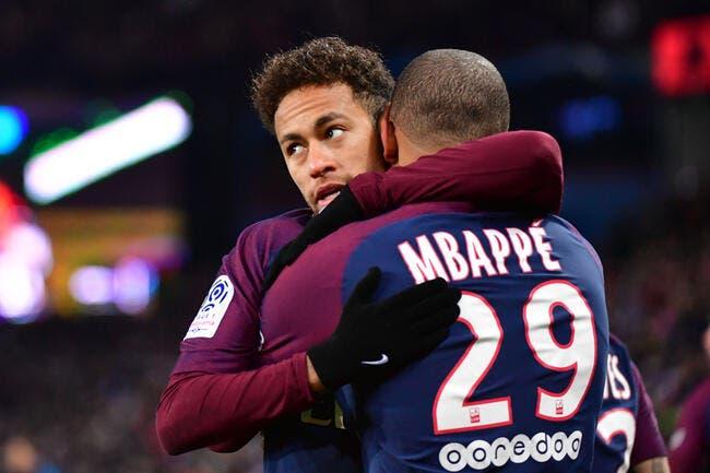 PSG : Le départ de Neymar, c'est du pipeau selon TF1 !
