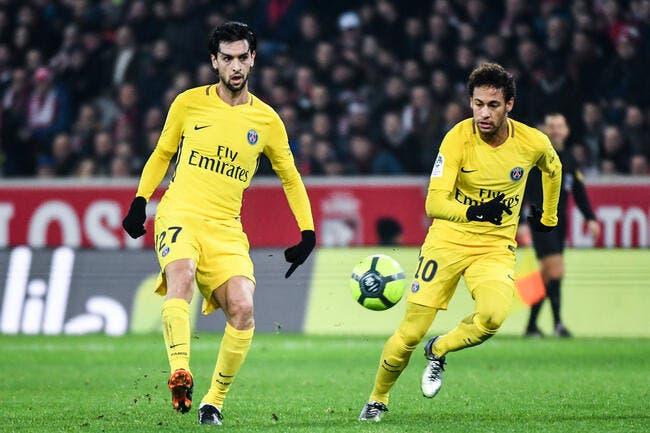 PSG : Neymar perturbé par la météo à Paris ? Pastore se mouille
