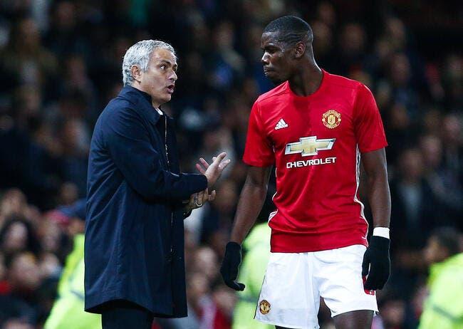 PSG : Piller le PSG grâce à Pogba, le plan secret de Mourinho ?