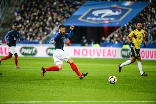 EdF : Dugarry imite Ménès, «gagner le mondial avec Giroud c'est impossible»