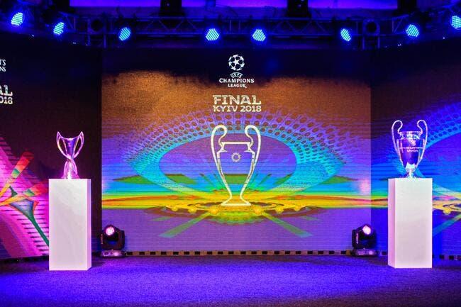 LdC : L'UEFA officialise plusieurs gros changements