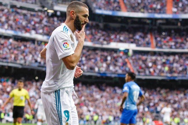 EdF : Benzema chez les Bleus, pour Tarrago c'est non non non !