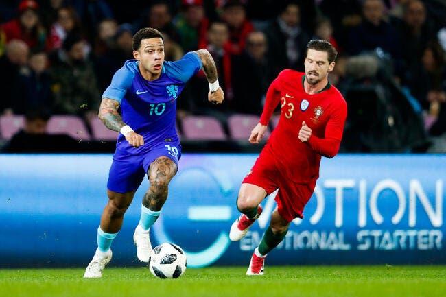 Memphis Depay commente l'intérêt du Milan AC — OL