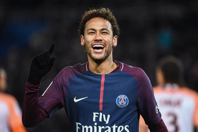 Emery donne des nouvelles de Neymar — PSG