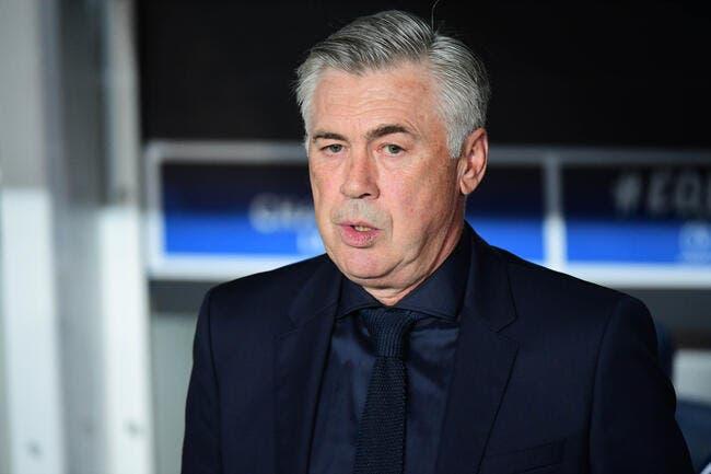 PSG: Très convoité, Ancelotti donne clairement sa priorité
