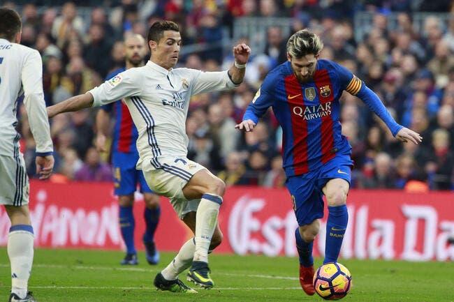 Messi meilleur que Cristiano Ronaldo, un joueur du Real contraint de changer d'avis