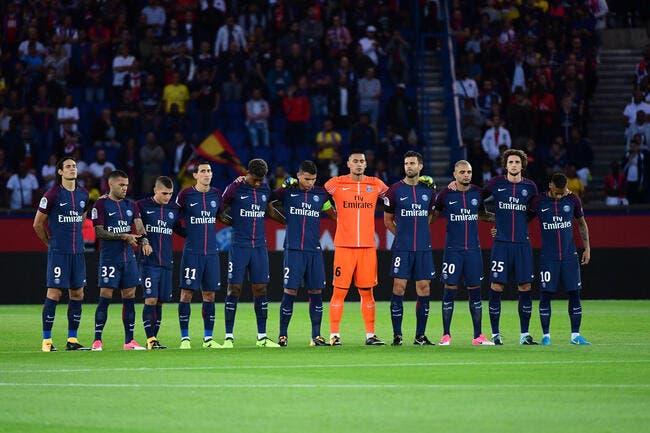 PSG-ASM : Hommage aux victimes des attentas de l'Aude avant le match