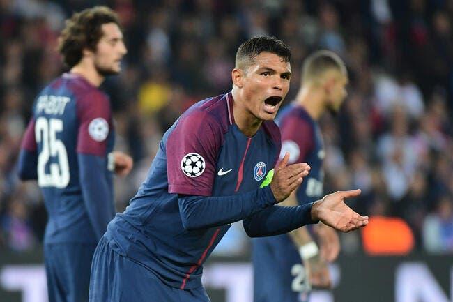 Thiago Silva dit non à un grand ménage — PSG
