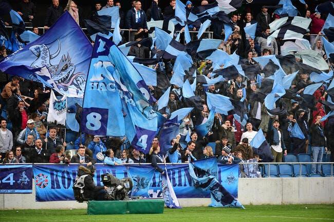 L2 : Fin de match houleuse, et nouvel envahissement au Havre