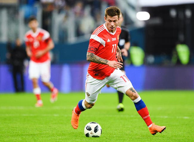 OM - Mercato : un goleador russe visé à l'été 2018 ?