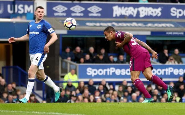 Everton - Manchester City : 1-3