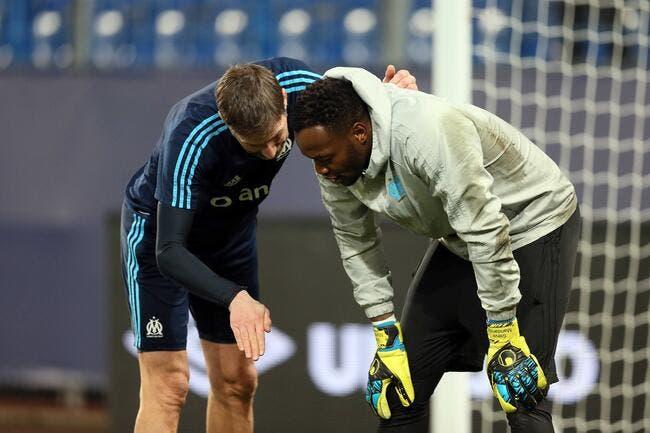 OM : Mandanda sort sur blessure contre Dijon
