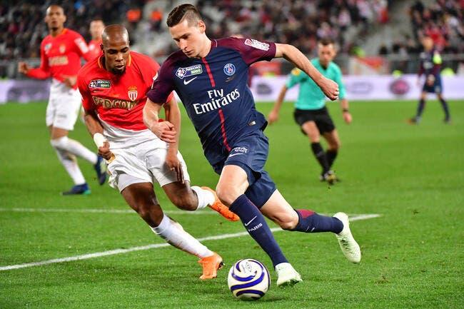 PSG - Monaco : 3-0